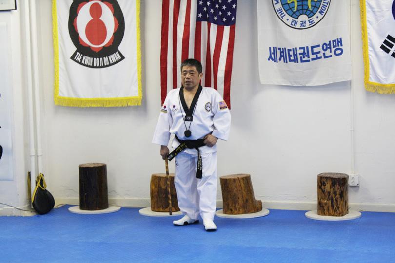 Grand Master Kyung Sup Kim